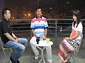 视频-黄健翔奥运健谈 圣火点燃方式意义深远
