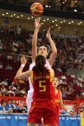 [奥运会]中国女篮67-64西班牙
