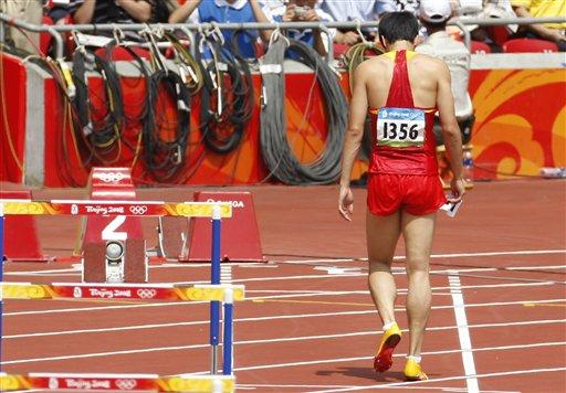 专访阚福林:刘翔神经是钢做的 不退赛结果会怎样