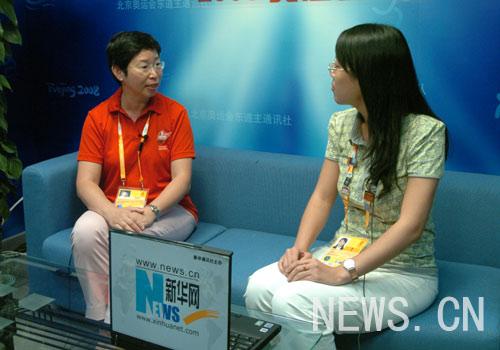 李小筠:可口可乐全力支持刘翔 合作不会改变