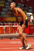 图文-田径男子20公里竞走决赛 亚当斯艰难完赛