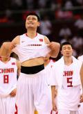 图文-中国男篮75比85负于西班牙 姚明真的很遗憾