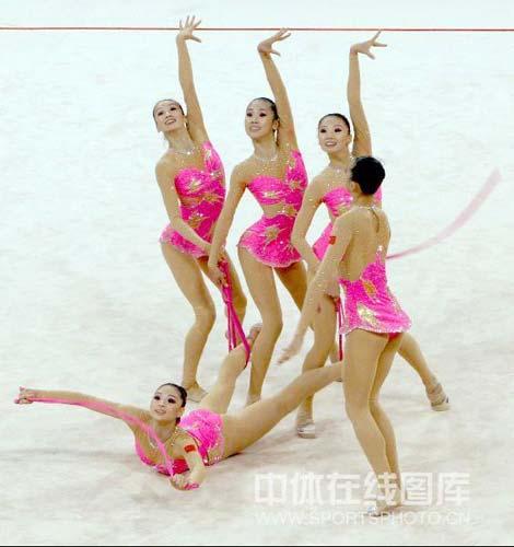 艺术体操21日赛况