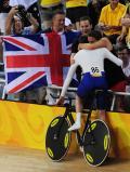 场地自行车男子个人追逐赛决赛