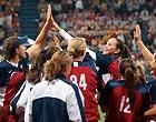 女垒世锦赛美国夺冠