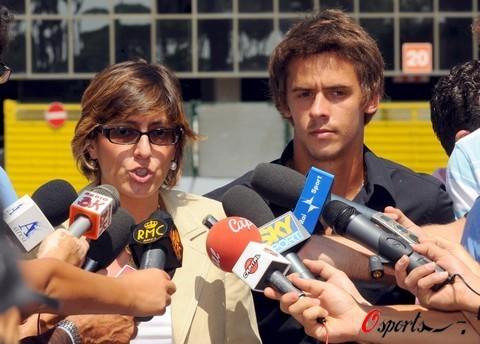 图文-意大利男花名将无缘奥运 律师出面为其辩护