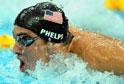 Michael Phelps dé-Spitze