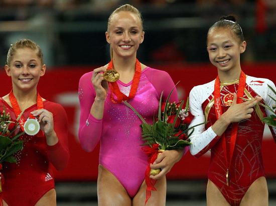 奥运体操金牌回顾