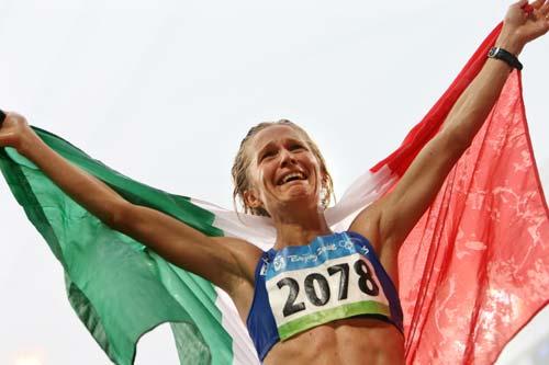 田径女子20公里竞走决赛