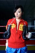图文-奥运拳击宝贝陶慧 中国拳击有她必能雄起