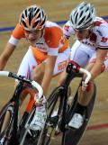 图文-自行车女子记分赛决赛赛况