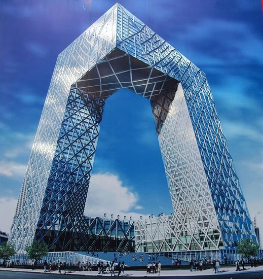 资料:央视新大楼简介