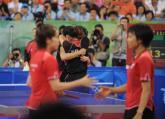 乒乓球铜牌附加战