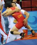许莉挺进55公斤级决赛