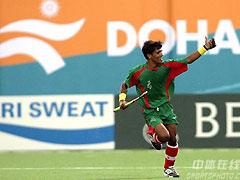 孟加拉男曲出战亚运会