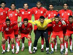 巴林队战亚洲杯