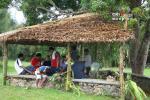 图文-大洋洲各岛国风情 汤加土著民居