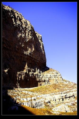 大同景点:北岳第一奇观悬空寺 恒山诡怪浩难测