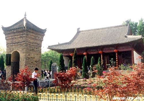 商丘市著名旅游景点:木兰祠_其他