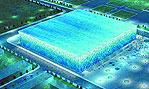 国家游泳中心确定方案