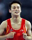 中国男人蹦床