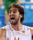 西班牙男人篮球
