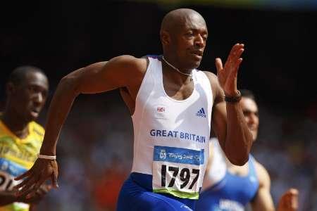 图文-奥运会男子200米预赛 英国选手一马当先