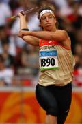 图文-田径女子标枪资格赛 德国内利斯争夺金牌