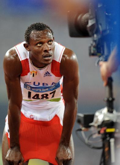 田径男子800米20日赛况