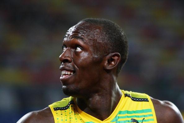 图文-牙买加刷新4x100纪录 博尔特的极限在哪