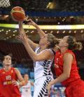 女篮西班牙VS新西兰