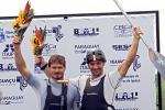 图文-皮划艇激流回旋世锦赛 意大利组合开心摘铜