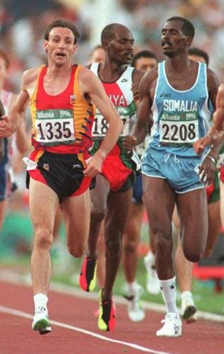 资料图-亚特兰大奥运会 索马里世锦赛冠军出战
