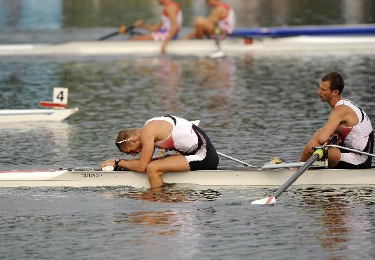 男子单人双桨复赛