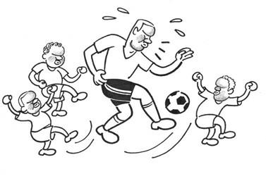 足球漫画_