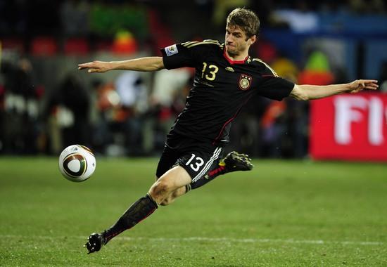 德国金童10射5球仅逊贝利惊人高效令罗纳尔多都仰视