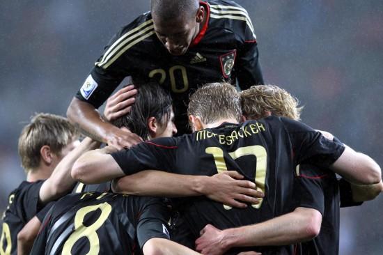德意志风暴追平世界杯72年纪录攻击力排队史第三