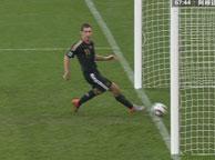 德国4-0阿根廷 克洛泽