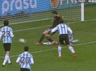 德国4-0阿根廷 弗雷德里希