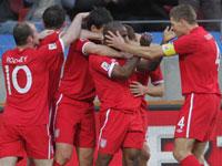 世界杯-新锐破门鲁尼中柱英格兰1-0小组第2出线