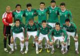 墨西哥首发11人