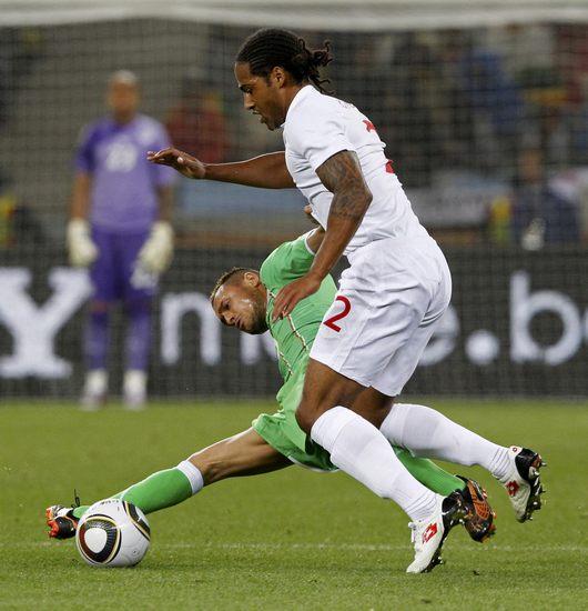 图文-[小组赛]英格兰VS阿尔及利亚格伦约翰逊助攻