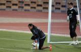 安杜哈尔学习守门技巧