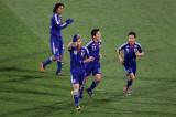 日本队进球了