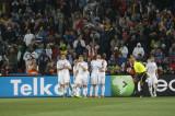 斯洛伐克庆祝进球