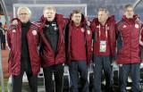 丹麦教练组众志成城