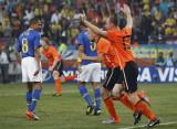 荷兰扳回一球