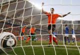 荷兰队扳平比分