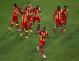 加纳队点燃激情