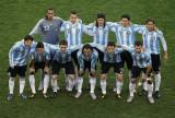 阿根廷队首发11人